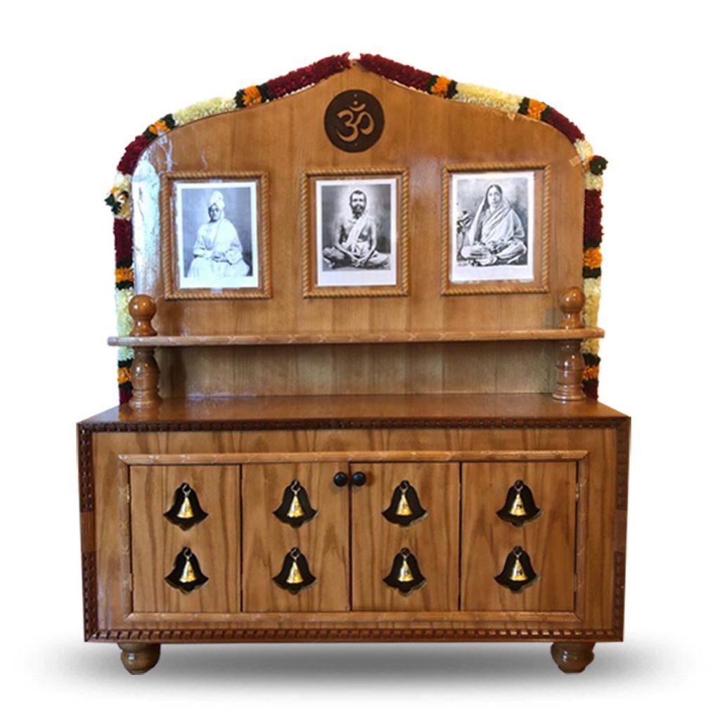 48″ Custom Wooden Altar