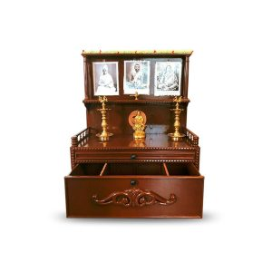 """36"""" Custom Wooden Altar"""