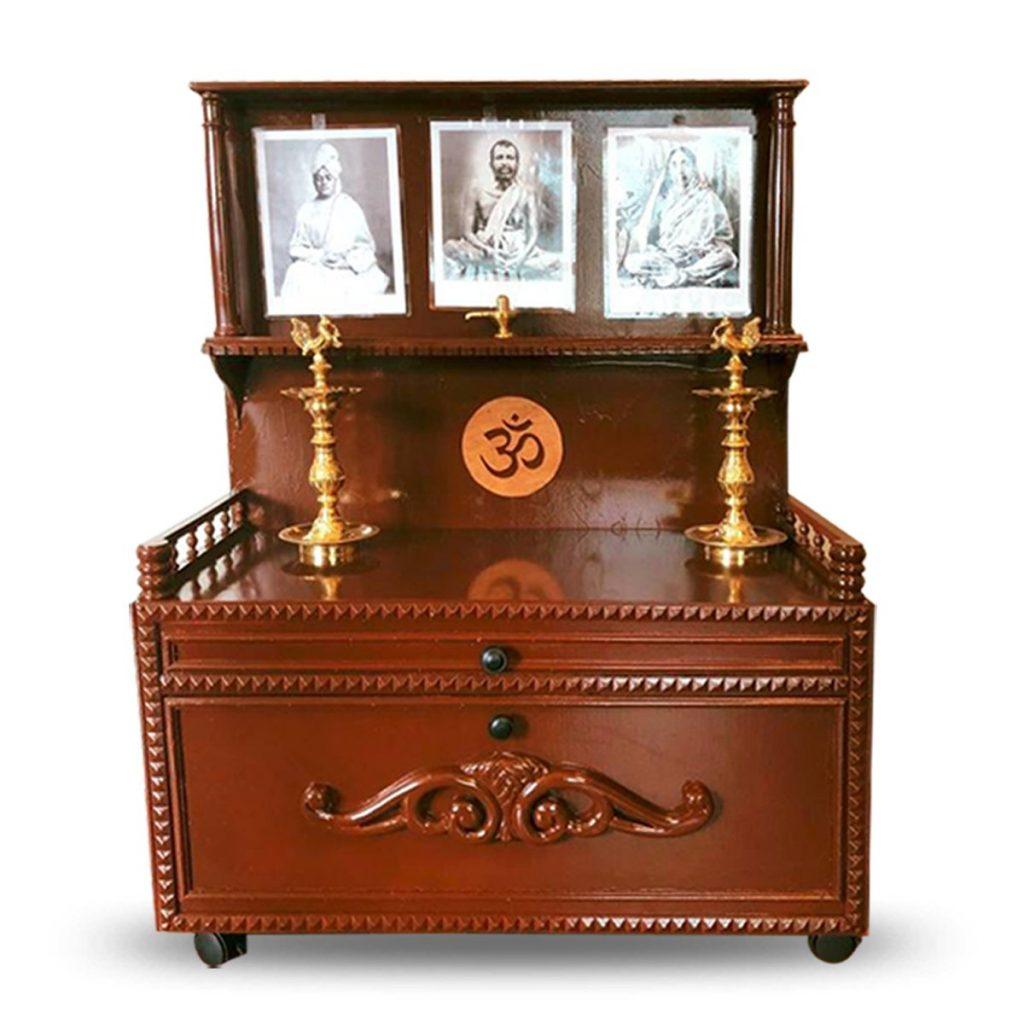 36″ Custom Wooden Altar