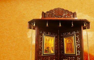 Pooja Mandir Divinewoodncrafts